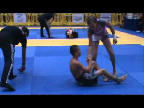 Lauren Dell - UBJJ Worlds Championships - Day 2...