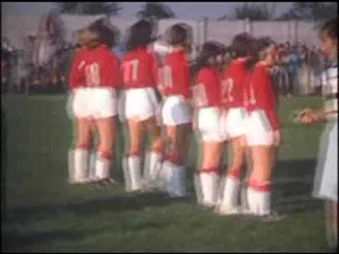 Women's soccer in Italy 1966 #1