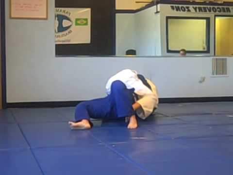 Father vs Daughter BJJ sparring
