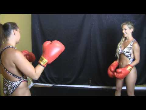 TK76 Ultima VS Kitty Kaos Round 2-THUNDER BOXING