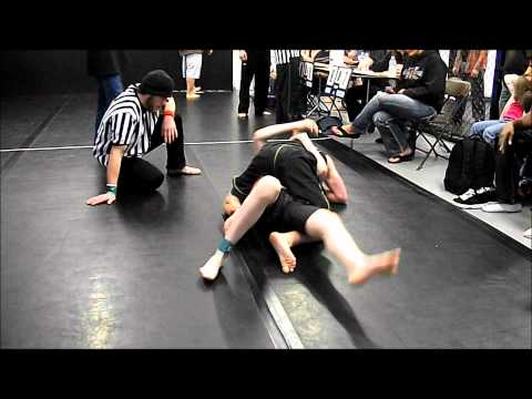JJ Girl grappling guys