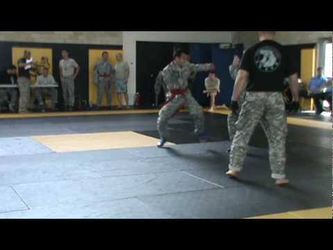 army combatives fight