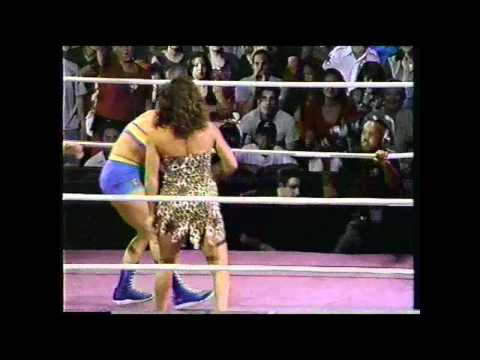 WOW Women Of Wrestling (Jungle Grrrl vs Terri...