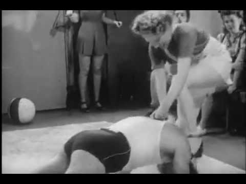 Self defense in 1946